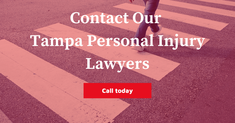 contact our tampa personal injury lawyers